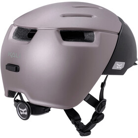Kali City Helm matt schwarz/blaugrau
